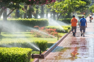Arlington sprinkler repair